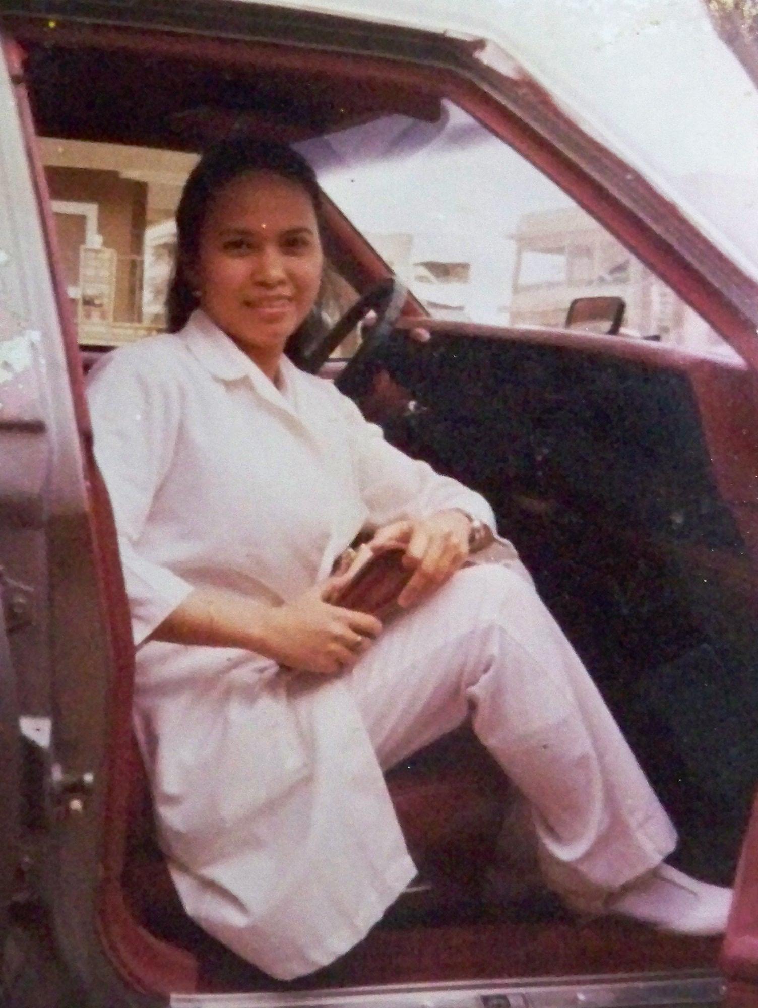 A Portrait of a Saudi Nurse