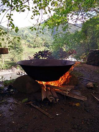 cooking vat