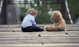 Are Your Kids Feeling Blue? How To Talk To An Unhappy Child