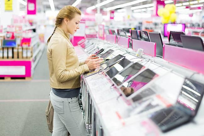 shopping electronics