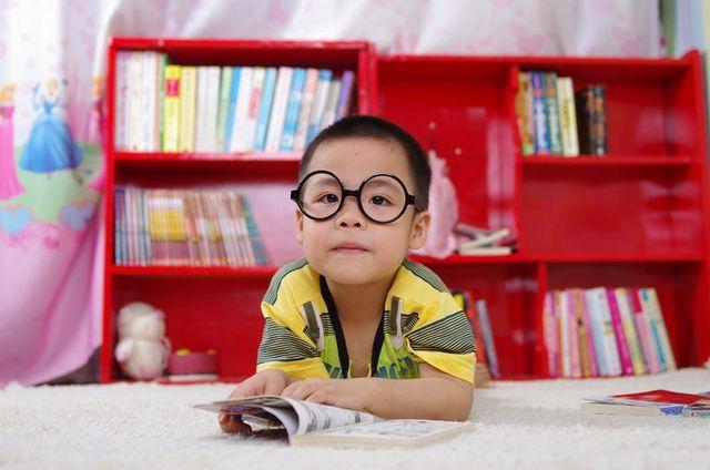 studious kid