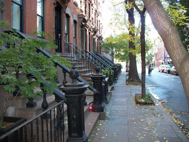 Homes-Street-Urban-Serial-Houses-City-Town-Houses