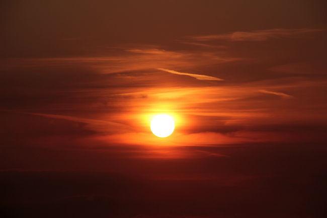 sunset-sun