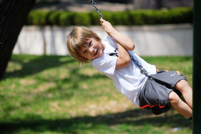 swing-boy