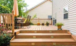 4 Ways to Use Decking in Your Garden