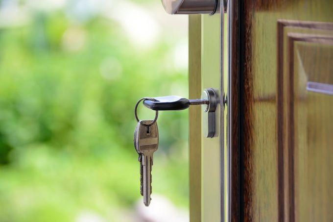 key-door